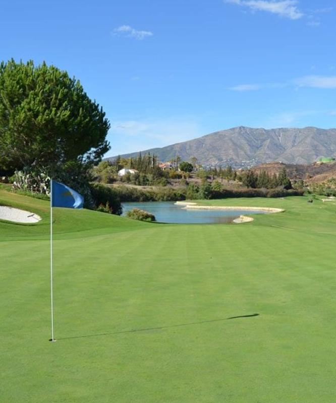 Golf Properties - Estepona