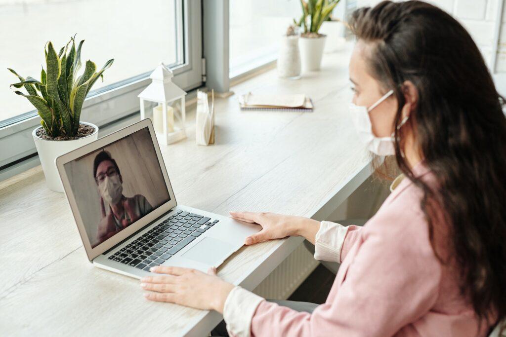 Video Conferecing meeting
