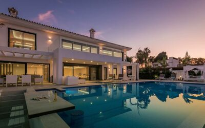 Guadalmina Baja – Marbella beachside luxury Villas for sale