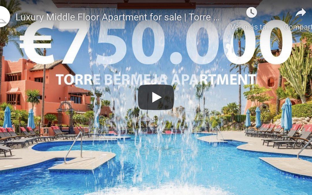 Torre Bermeja – Apartamento de de Lujo en Estepona | Videotour