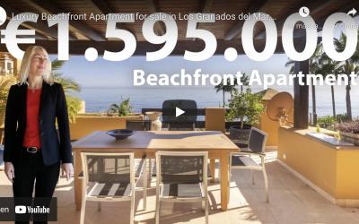 Los Granados del Mar R3517717 middle floor apartment | Video Tour