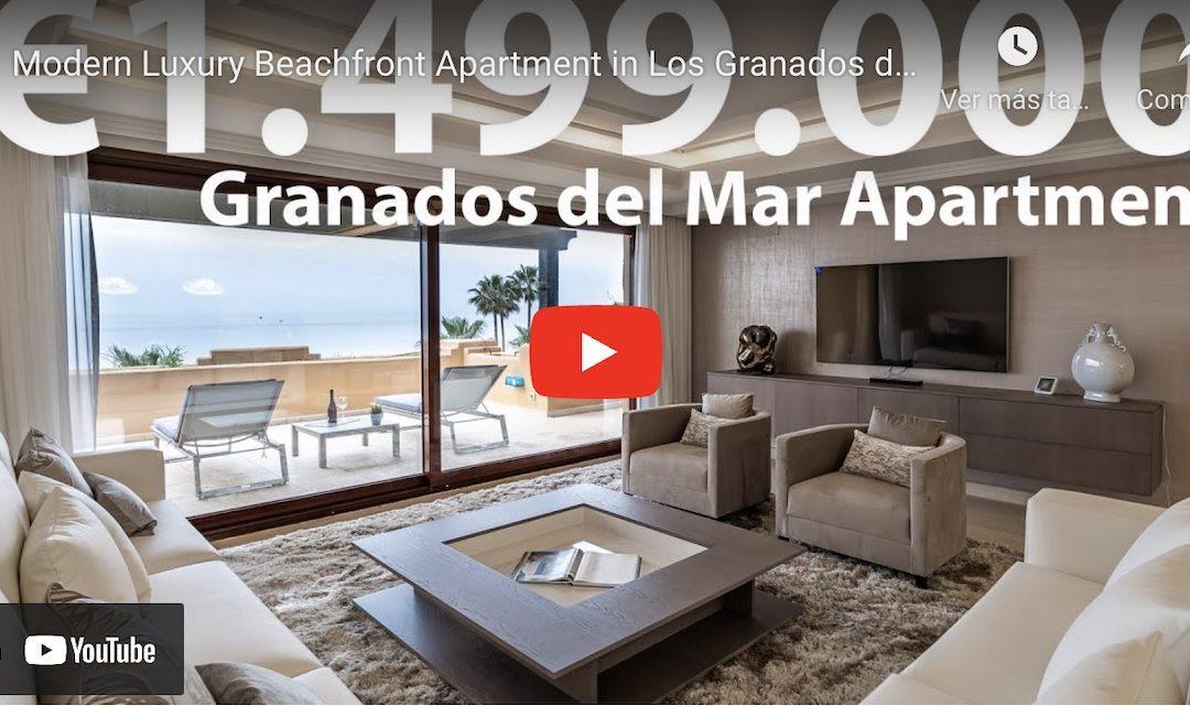 Los granados del Mar R646765 | Apartamento de Lujo