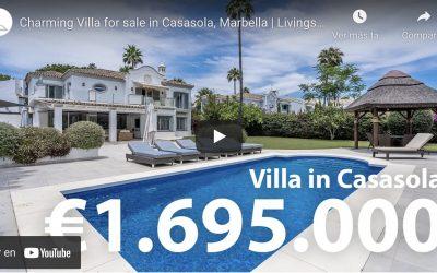 Guadalmina Baja Villa for sale R3875476